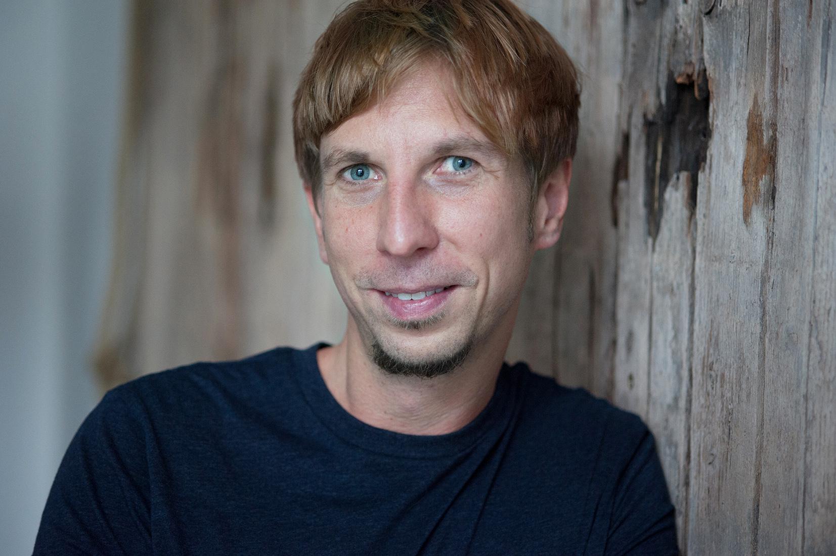 Journalist Dirk Nordhoff